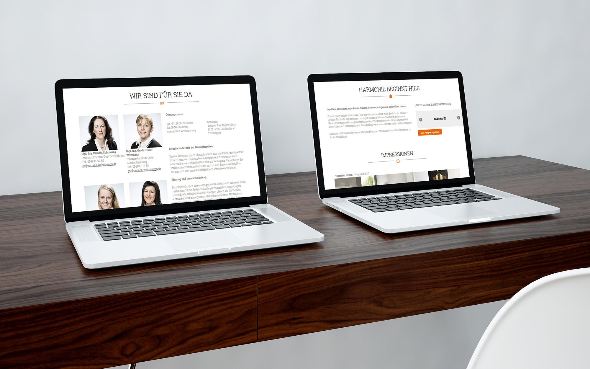 Edel verpackt neues design bei castella wohndesign bwc for Wohndesign gmbh braunschweig
