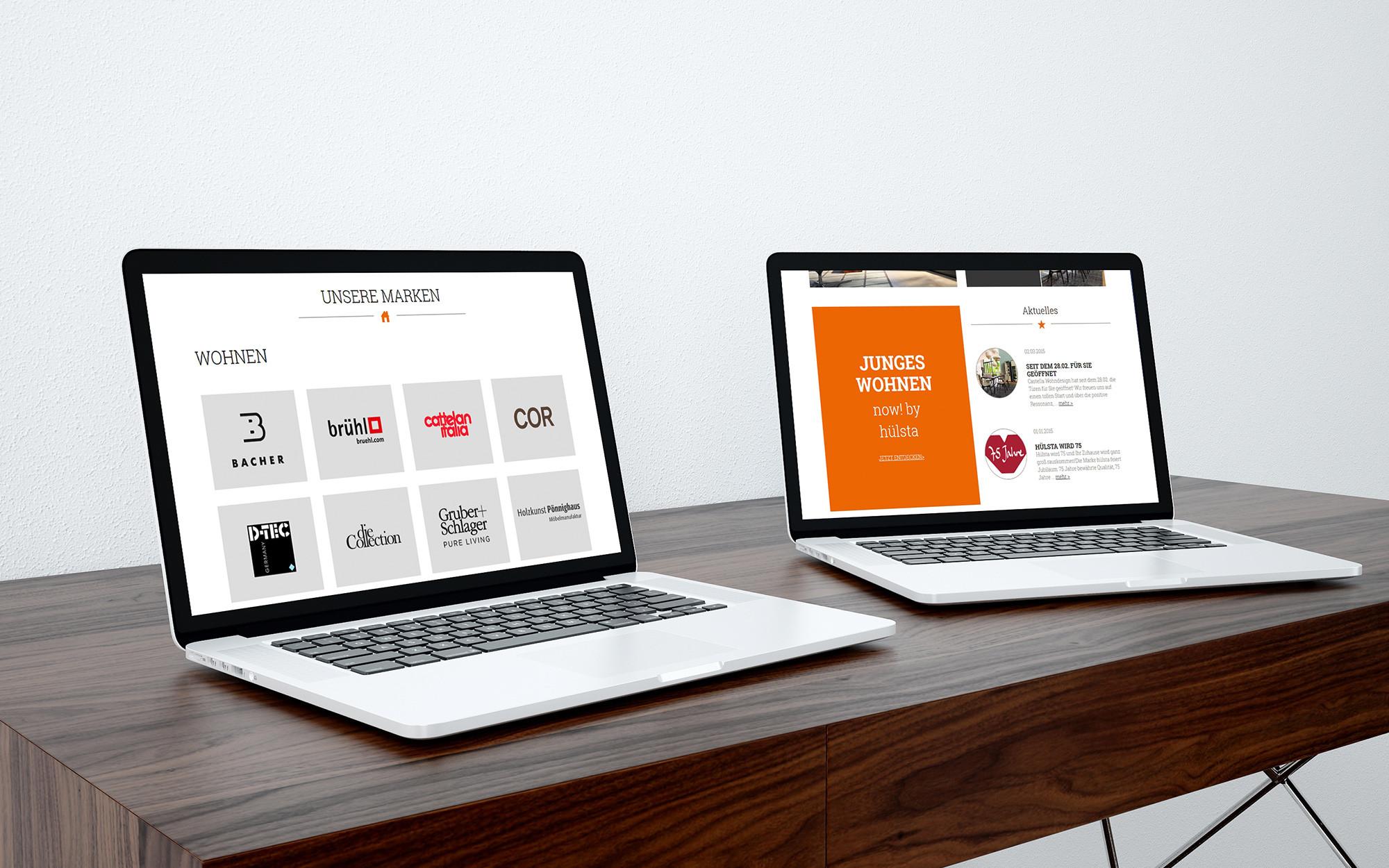 Edel verpackt neues design bei castella wohndesign bwc for Castella wohndesign