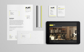 Planreich - Corporate Design